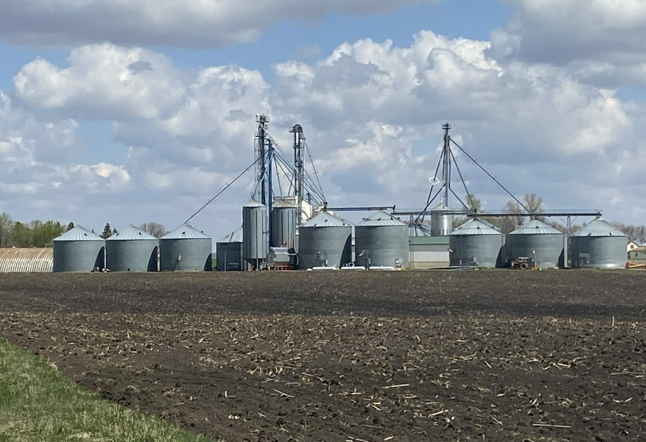 Grain Handling, Grain Storage, & Feed Mill – Near Fulda, MN – Call for Pricing